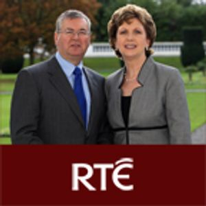 Conversations at the Aras Programme 2:Working and Living in Ireland