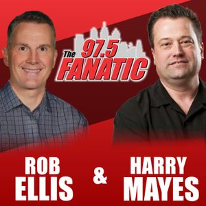 The Rob Ellis & Harry Mayes Show 7-10-17