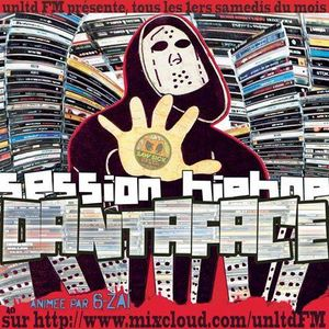 MIX live hip hop dantaface selecta 3 by 6Zai