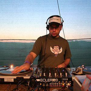 DJ Cluster - Kyberia Sound System special