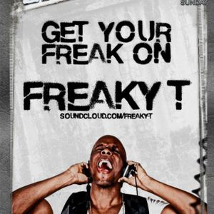 Freaky T @ CIRCUS HD Afterhours │September 8th 2013 part 1