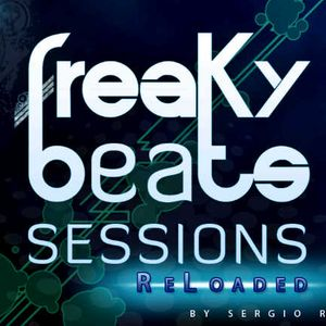 Freaky Beats Sessions #3 By Sergio Rímola Radio Saturn Show