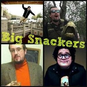 Big Snackers 68 - Bobby Meader is the nicest man!