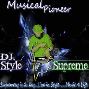 DJStyleSupreme _ MEGAtron _ #PartyBusiNESS _ THEMIXTAPE