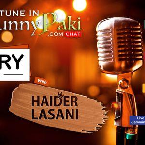 September 20, 2017 - FunnyPakki.com - RJ Haider Lasani