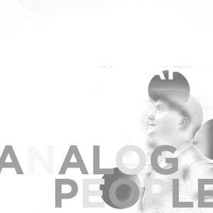 ANALOG PEOPLE  _ SOFTWAVE 001 . Luis Rozalén .