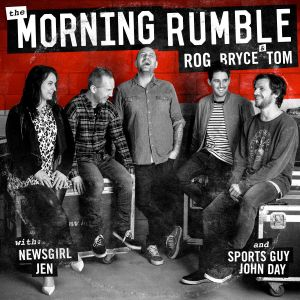 The Morning Rumble Podcast - Thursday July 28