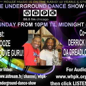 3.20.11 Whpk 88.5 FM Chicago Underground Dance Show Part 2