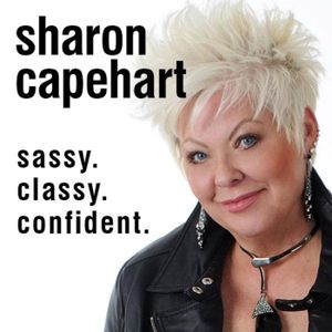 POWER UP with SHARON CAPEHART - Special Guest Ping Li