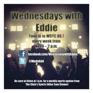 Wednesdays with Eddie Broadcast September 26, 2012