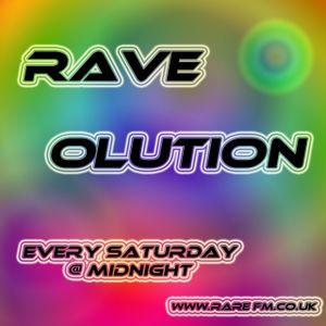 RAVEolution @RareFM (05.12.2010)