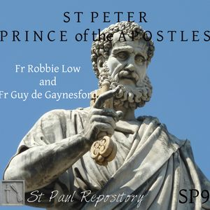 St Peter Prince of the Apostles 5 – The First Letter of St Peter – Fr Robbie Low