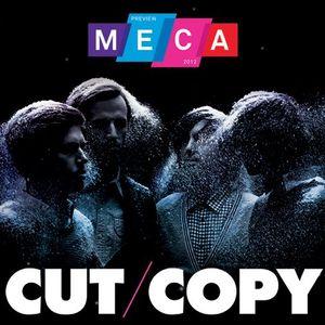 Cut Copy Preview M/E/C/A/Festival 2012