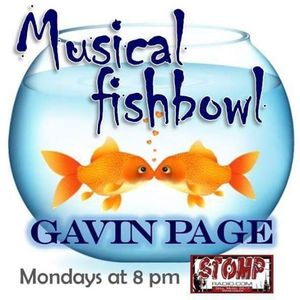 The Musical Fishbowl With Gavin Page - 06.11.12