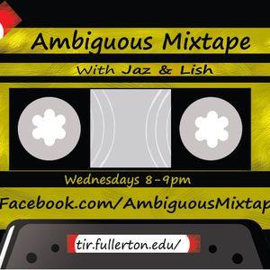 Ambiguous Mixtape 10/24/12