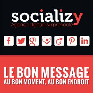 Interview Socializ (G. Sagnes) sur Radio Campus