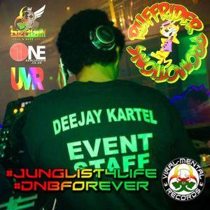 DJ KARTEL CHARTS DNB MIX 6TH MAY 2012