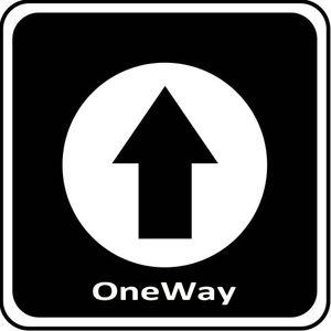 One Way Radio Show 001 - part 1 - Ramzes