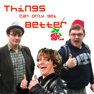 Things Can Only Get Better 12/11/12 with guest co-host, Jimmy Hughes.