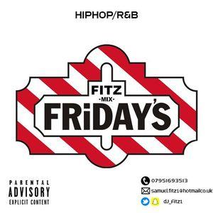 #FitzMixFridays-Pre Drinks 2.5