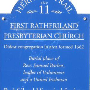 Service conducted by Rev. Eddie Kirk