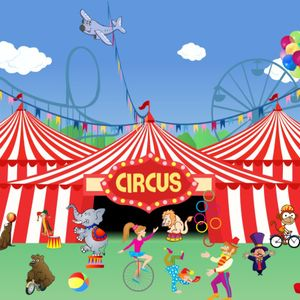 Circo top 2 Jorge Flores