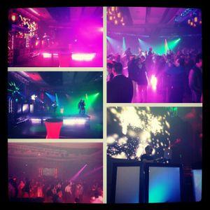 DJ Michael Sarysz Live lounge house set from DB Bistro in Miami @ JW Marriott Marquis