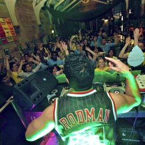 DJ Rodman - Your Shot 2012 - Day 1 Winning set