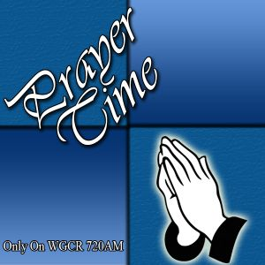 Prayer Time: 12-6-17