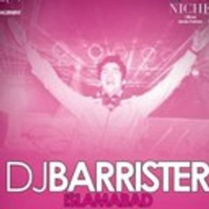 DJ Barrister May 2013 Promo - Tech-No-Prisoners