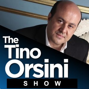 The Tino Orsini Show episode 53 with guest IRINA SMITH