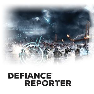 Defiance Reporter Episode 043 – She give me love, love, love, love, crazy love