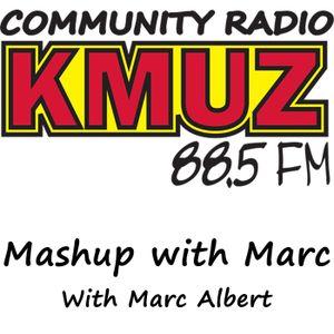 The MashUp on KMUZ – October 21, 2017 – Jon Fro