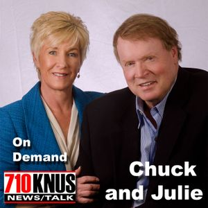 Weekend Wakeup with Chuck and Julie - June 4, 2016 - Hr 2