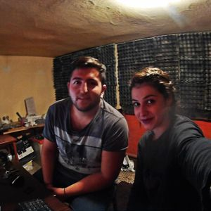 """""""Cosmotheory"""" radio show 24/3/2016 at The Old School Project"""