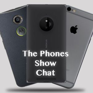 "Phones Show Chat episode 402 (""Nick Ballard, Out of battery by lunchtime!"",09/07/2017)"