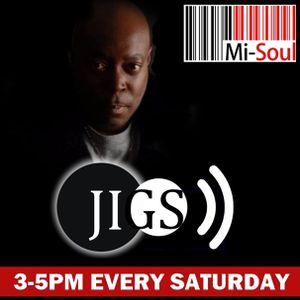 Jigs Show On Mi Soul Sat Oct 1st 2016