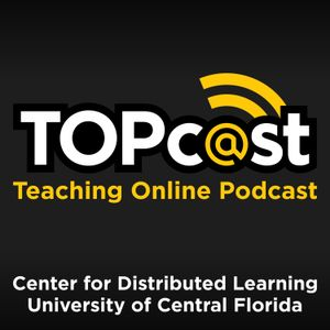 "Episode 26: ""Going Straight to the Source:"" The Student Voice in Online Education"