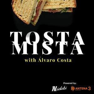 Tosta Mista with Álvaro Costa (Show #15, June 6, 2018)