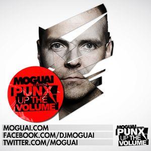 MOGUAI pres. Punx Up The Volume November 2016