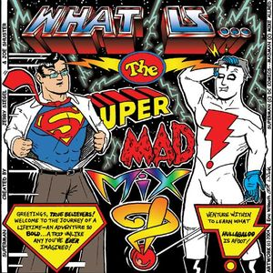(What Is) The SuperMAD! Mxyz! Book 2, Ep. 3) Tribute! (Chapter 8)