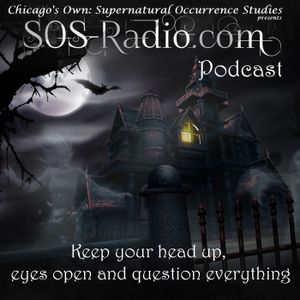Episode 14: Serial Killers, Chicago's Fountain of Youth, Planet X & Cryptids