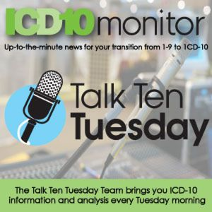 ICD-10: The Intersection with Emergency Medicine