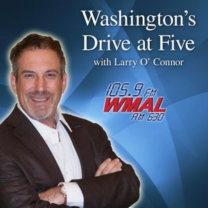 The Larry O'Connor Show Hour 1 - 07.28.17