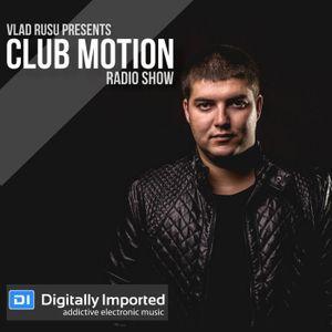 Vlad Rusu - Club Motion 282 (DI.FM)