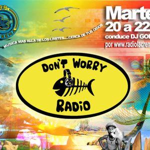 DONT WORRY RADIO PROGRAMA N5 26-06-2012