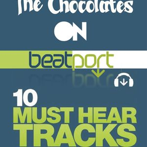 "THE CHOCOLATES DJ SET ON E-MUSIC RADIO (NYC) WITH THE PREVIE OF ""RUN IT"""