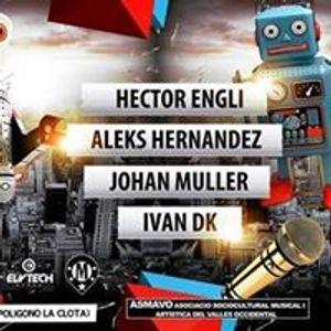 DJ ALEKS HERNANDEZ