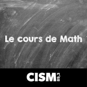 Le cours de math : 09/14/2016 20:00