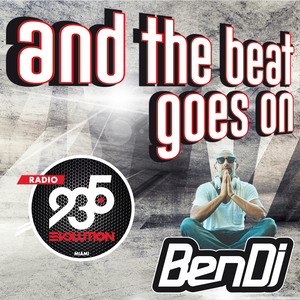 Ben dj in the mix podcast June 2011